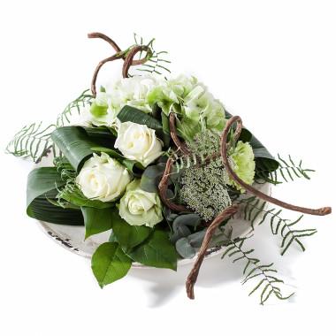 schitterende rouwboeket Haarlem online