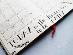 kalender van week tot week